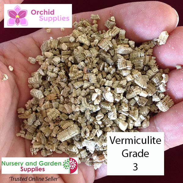 Vermiculite for orchids - Orchid Growing Supplies - For more information go to Orchidsupplies.com.au