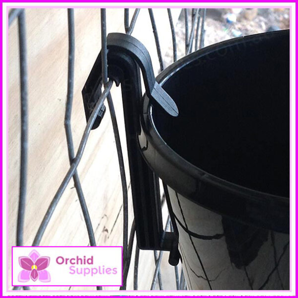 Orchid Pot Clip - Orchid Growing Supplies - For more information go to Orchidsupplies.com.au