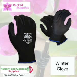 Thermal Winter Orchid Garden Gloves - for more info go to orchidsupplies.com.au