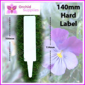140mm Orchid Label - Orchid Growing Supplies - For more information go to Orchidsupplies.com.au