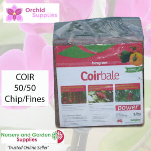 Coir block 4 to 5 kg POWER - Orchid Growing Supplies - For more information go to Orchidsupplies.com.au
