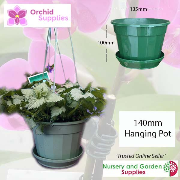 140mm Hanging Pot