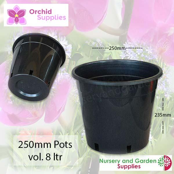 250mm Standard Pot