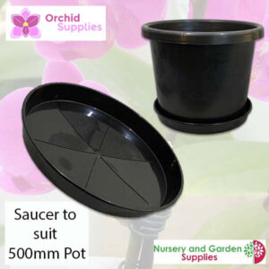 Saucer to suit 500mm pot